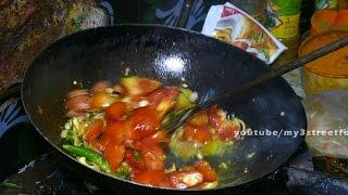CASHEW NUT TOMATO CURRY | 4K VIDEO | 4K ULTRA HD VIDEO
