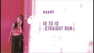 """TK PRODUCT featuring asami""""dos"""" - 10 TO 10"""