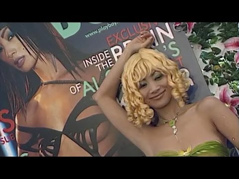 'Playmate of the Year 2005' Bai Ling Interview