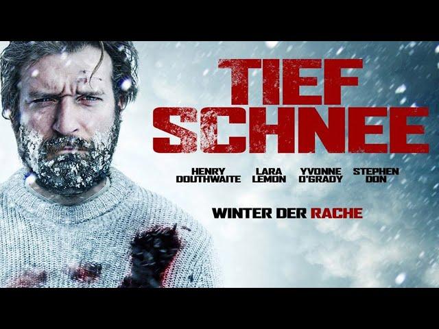 Tiefschnee – Winter der Rache (ACTION THRILLER ganzer Film Deutsch, Actionfilme in voller Länge, HD)