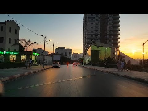 Driving in oran Algérie 20 09 2019 وهران الجزائر