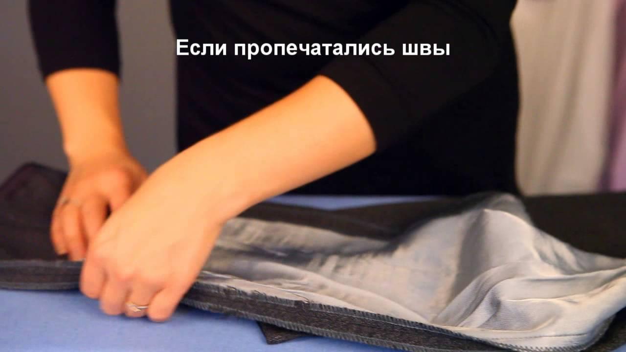 Как вернуть цвет полинявшему платью
