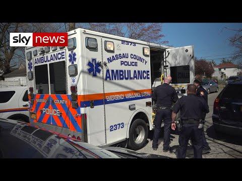 Coronavirus: Death Rate Hits New High In New York