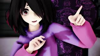 【MMD ll Glitchtale】 MONSTER [ Betty ]