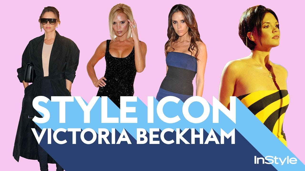 [VIDEO] - Style Icon Victoria Beckam | Fashion Inspiration | InStyle 9