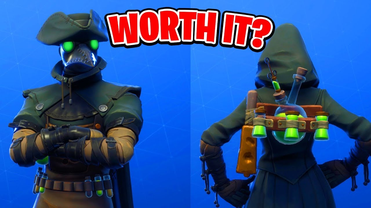 Is plague scourge worth it new fortnite item shop skins youtube - Fortnite plague skin ...