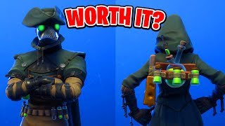 Is Plague / Scourge Worth It? (NEW Fortnite Item Shop Skins)