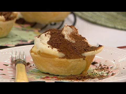 Better Homes And Gardens - Cooking With Karen: Banana & Toffee Tartlets