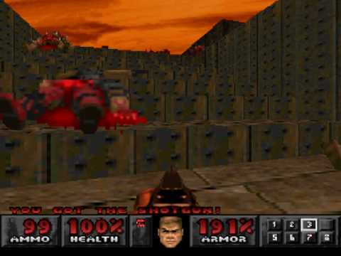 Let's Play Ultimate Doom: 26 - Unruly Evil |