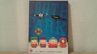 South Park Season 18 DVD Boxset Review