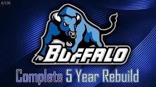 99 Overall QB!   Buffalo 5-Year Rebuild   NCAA Football 14 (6/126)