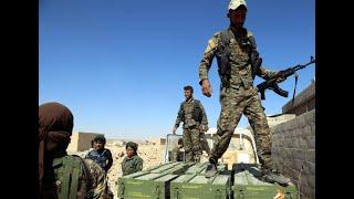 أخبار عربية - قوات #سوريا الديمقراطية تتقدم في حي حطين غربي #الرقة
