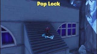 Fortnite dances #13 (Pop Lock, Swipe It)