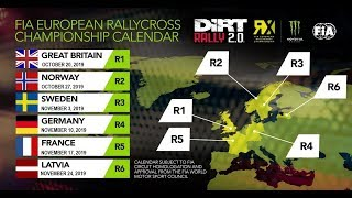 Dirt Rally 2.0 - FIA European Rallycross Championship - Round 4 Germany