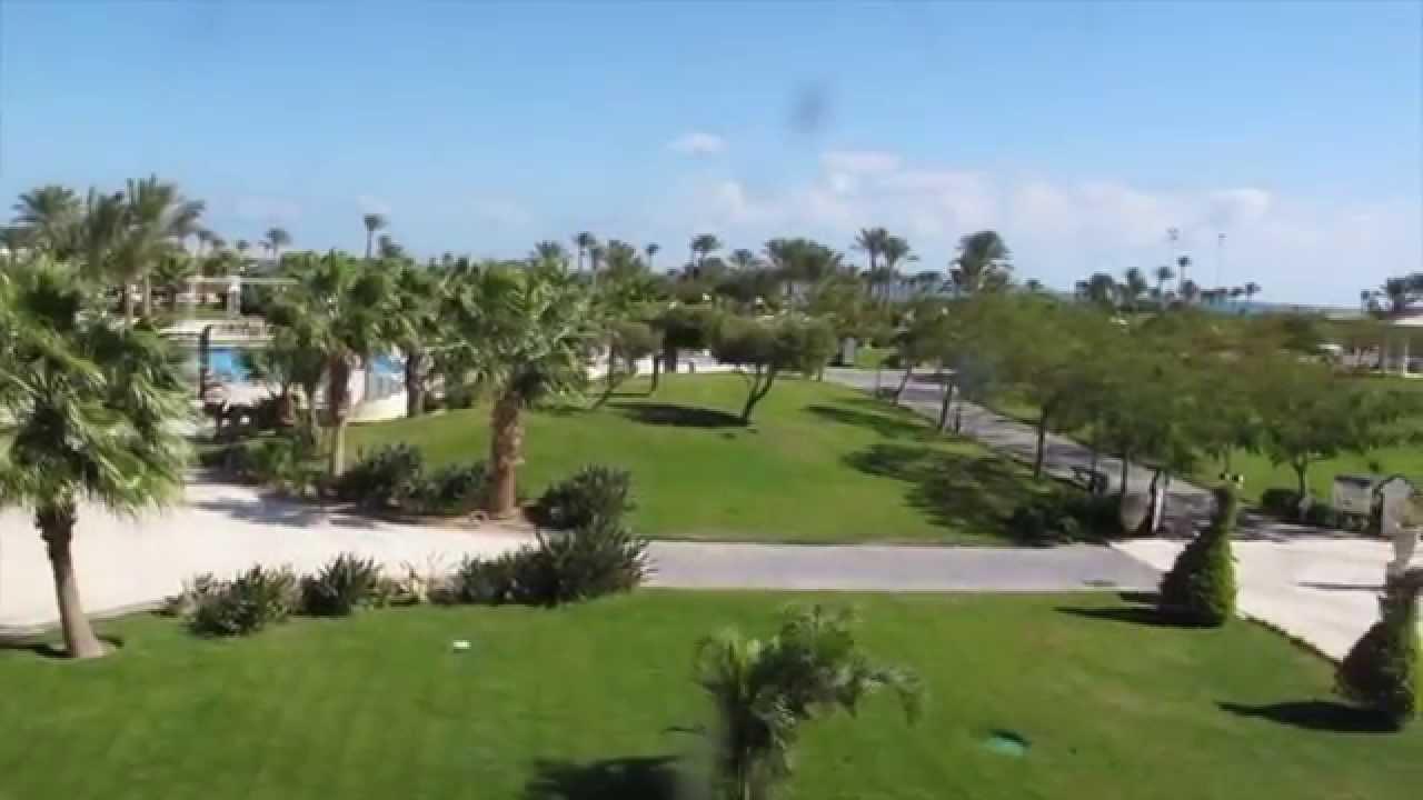 Steigenberger Al Dau Beach Hotel Hurghada - YouTube