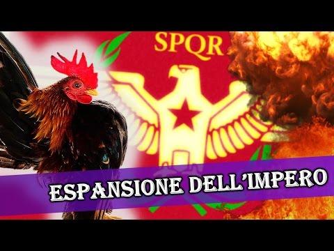 L'IMPERO ROMANO DIVENTA ENORME - Total War Attila #10