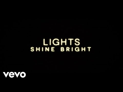 TobyMac - Lights Shine Bright (Lyric Video) ft. Hollyn