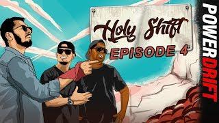 KTM 390 Duke meets Star Wars : Holy Shift : Episode 4 : PowerDrift