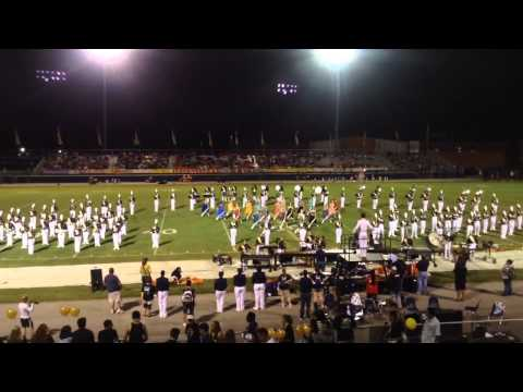 Buckhorn High School Band