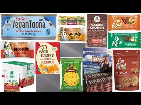 Tony & Dee's Kitchen: Vegan Product Samples Part 2