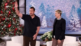 Adam Sandler's Wife Convinced Him to Take Role in 'Uncut Gems'