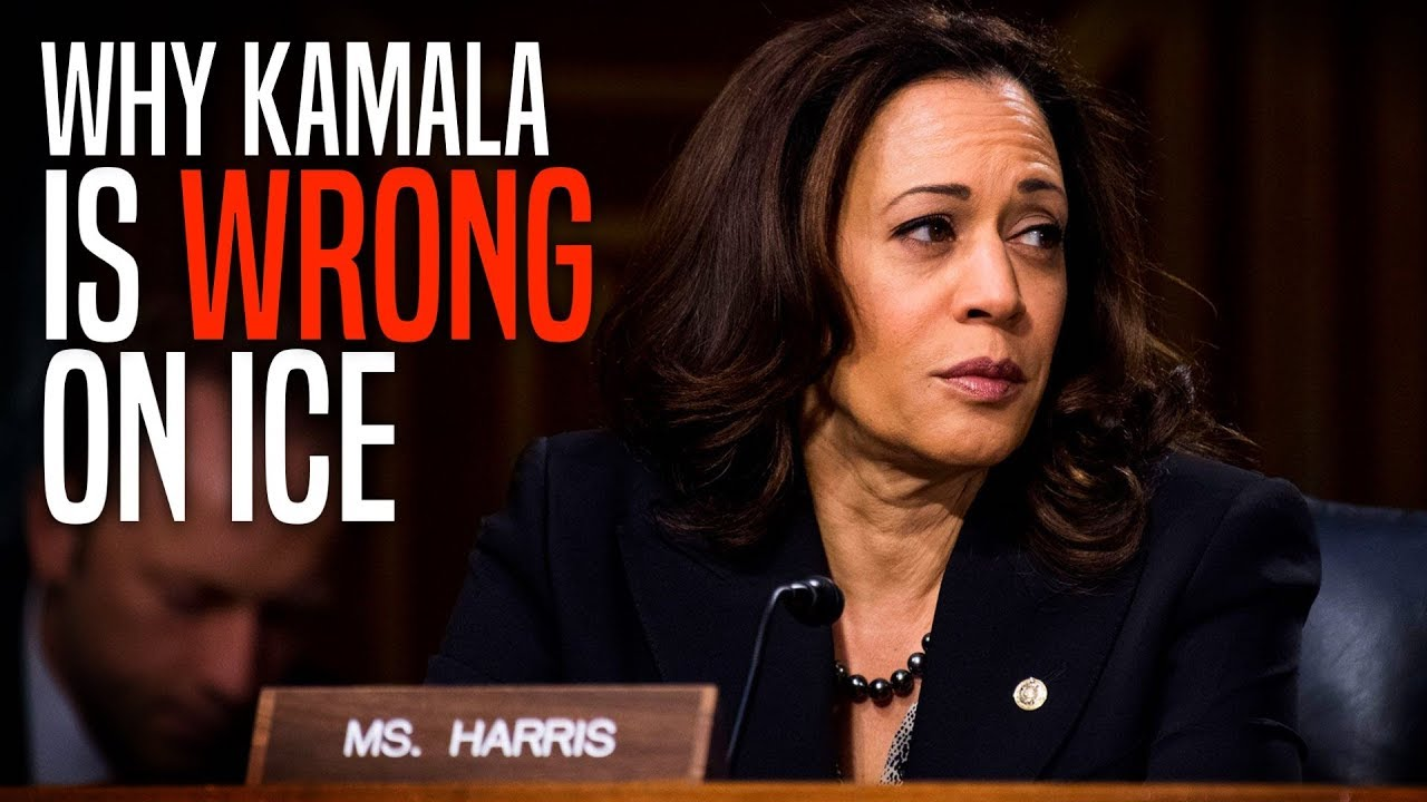 Kamala Harris Doesn't Support the Abolition of ICE - YouTube