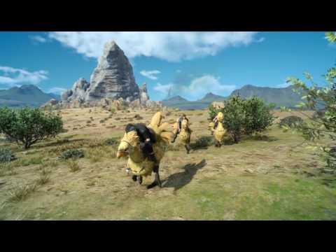 Final Fantasy XV – Ride Together (EU version)