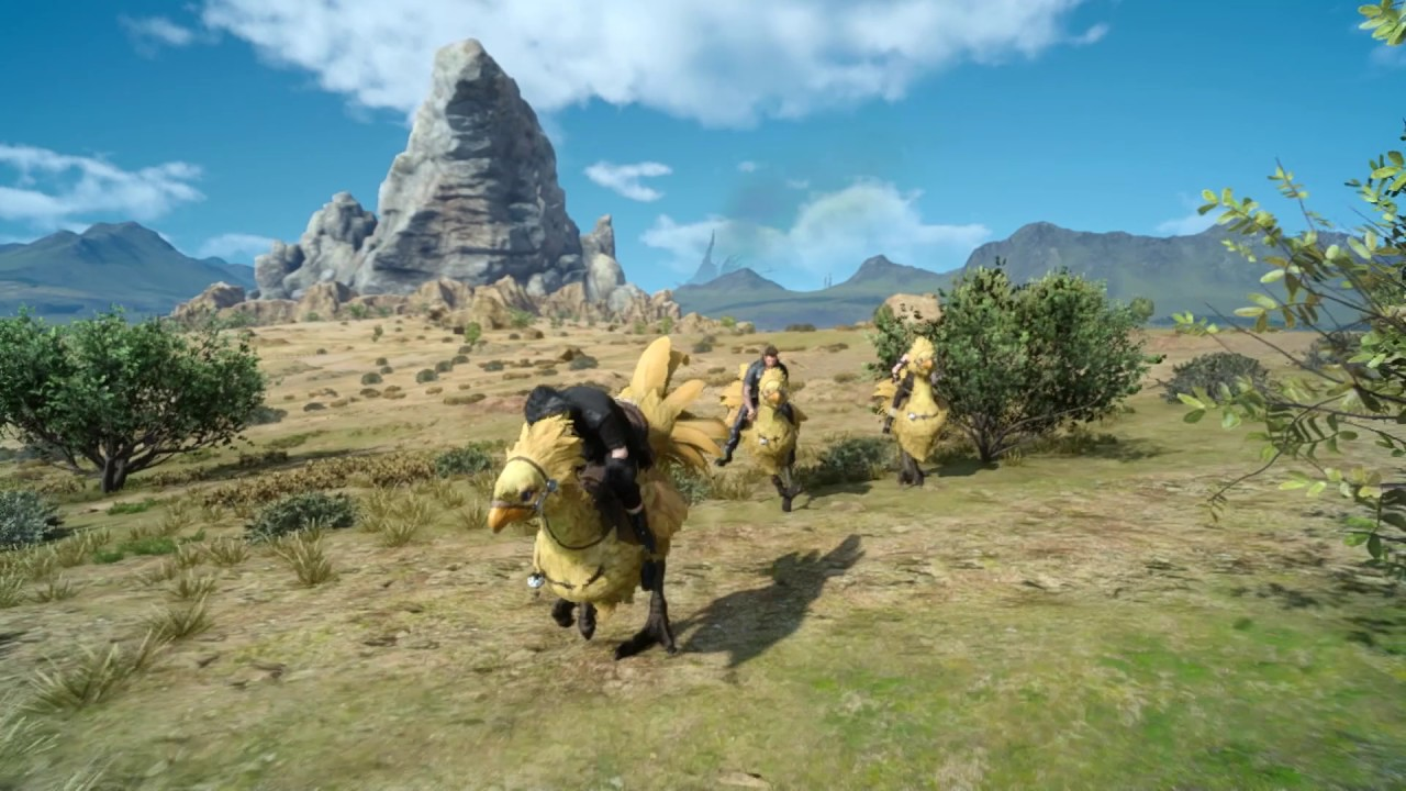 Final Fantasy XV review – did it Noct our socks off?