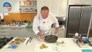 Recipe: Spanish Mackerel  RECIPE PAUL BREHENY