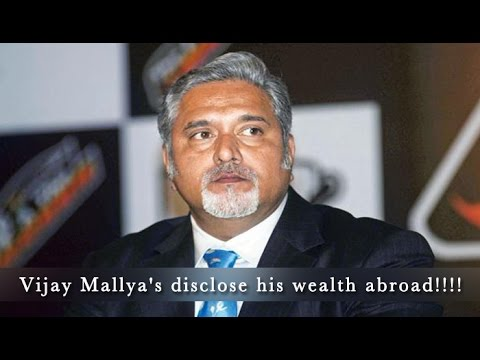 Vijay Mallya discloses his wealth abroad; says assets around Rs 780 crore : NewspointTV