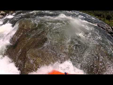 Trying to Sink a 12 FT Sotar - YouTube