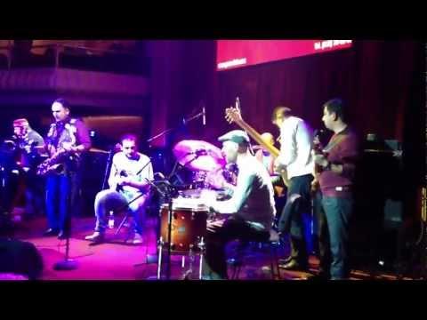 Arto Tuncboyaciyan, Vahagn Hayrapetyan, Armen Hyusnunts, Jam At Yans Club Yerevan