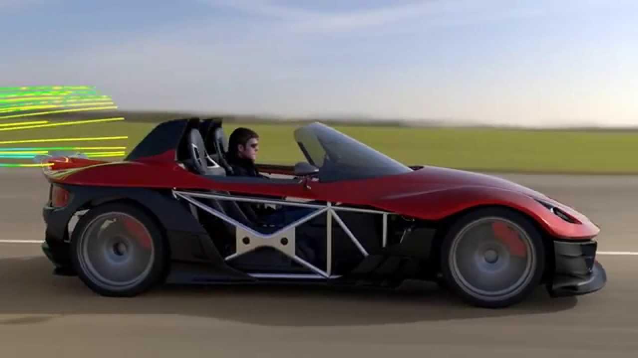 Local Motors Sports Car Prototype Youtube