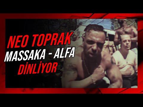 Neo Toprak -''Massaka – Alfa (Official video)'' DİNLİYOR