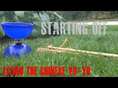 Starting Off | Learn the Chinese Yo-Yo