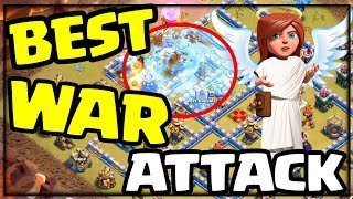 667,000 Views - The 'PERFECT' Clash of Clans 3-Star Attack LIVE