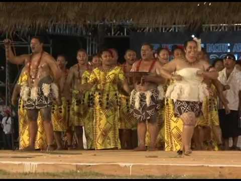 12th Festival of Pacific Arts (FestPac Guam) - Opening Ceremonies