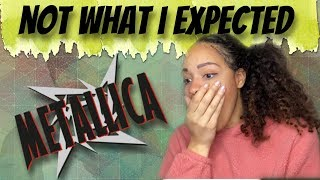 Rap fan listens to METALLICA One for the first time (Reaction)