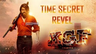 #KGF Movie Time Secret Revel | Rocking Star Yash | Tamanna | Prashanth Neel | Yash KGF Movie