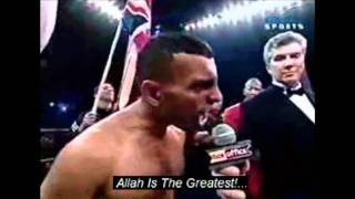 Prince Naseem Shouting Out The Takbir In The Ring! thumbnail