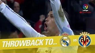 Resumen de Real Madrid vs Villarreal CF (4-2) 2010/2011