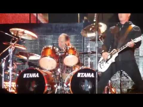 Metallica The frayed ends of sanity (LIVE DEBUT) LIVE Sonisphere, Helsinki, Finland 2014-05-28