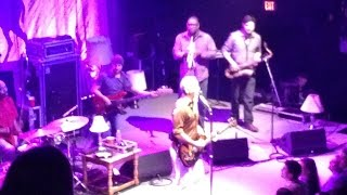 "JJ Grey & Mofro, 2-18-15, 9:30 Club, DC, ""Turn it Loose"""