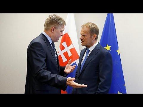 Slovakia set for EU presidency