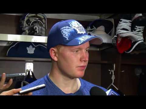 Maple Leafs Post-Game: Frederik Andersen - February 23, 2017