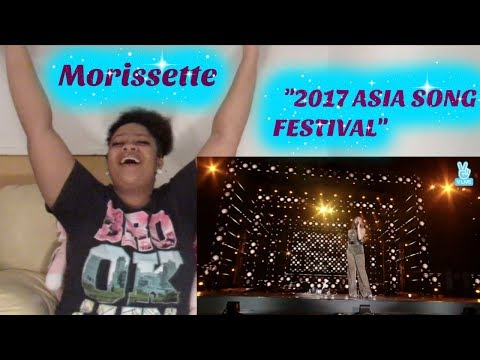 "Morissette Amon- "" Asia Song Festival"" Reaction I LOST IT"