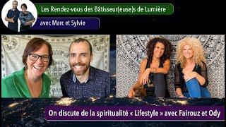 Les Rendez-vous des Bâtisseur(euse)s de Lumière avec Fairouz et Ody