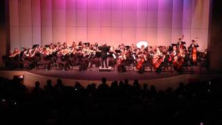 Fall 2014 Concert, Issaquah High School Greenwood Orchestra