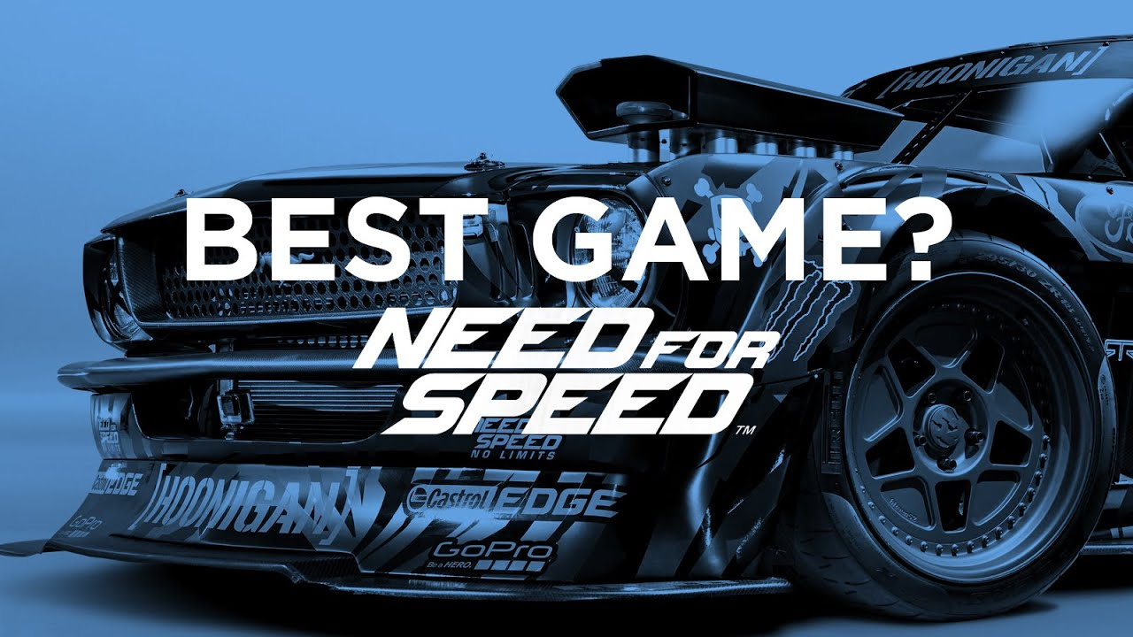 Top 10 Need for Speed Games - YouTube