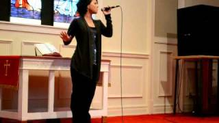 """Not Guilty"" by Mandisa (cover)"